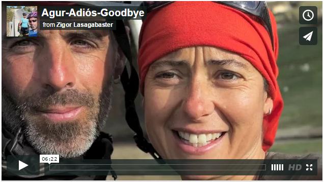 Agur Adiós-Goodbye